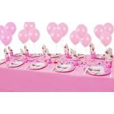 10 Kişilik Barbie Ekonomik Set