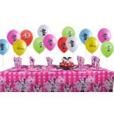 10 Kişilik Minnie Mini Set