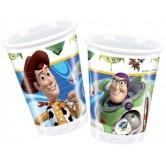 10 Adet 180/200cc. Toy Story 3 Bardak