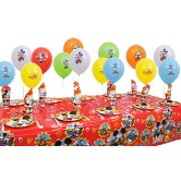 10 Kişilik Mickey Club House Mini Set