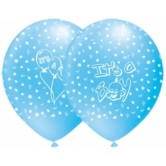 12 İnç It's A Boy Çepeçevre Baskılı Balon