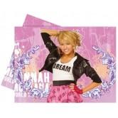 120X180 Santim Hannah Montana Backstage Masa Örtüsü