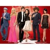 120x180 Cm High School Musical 3 Masa Örtüsü