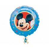 18 inç Mickey Mouse Portre Folyo Balon