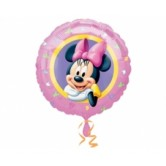 18 inc Minnie Portre Folyo Baskılı Balon