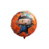 18 İnç Pepee Folyo Balon