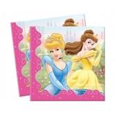 20 Adet 33x33 Santim Prenses Fairytale Kağıt Peçete