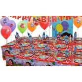 20 Kişilik Dora Süper Set