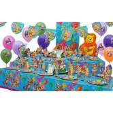 20 Kişilik Winnie The Pooh Lüks Set