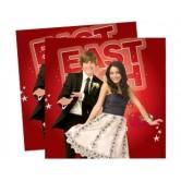 20 Adet 33x33cm High School Musical 3 Peçete
