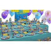 20 Kişilik Sponge Bob Süper Set