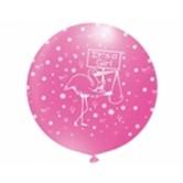27 İnç Jumbo It's A Girl Çepeçevre Baskılı Balon