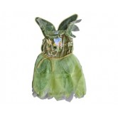 6 - 8 Yaş Tinkerbell Kristal Kostüm