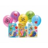 6lı Doğum Günü İçin Parti Balonları