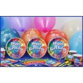8 Kişilik 21 Yaş Brilliant Birthday Mini Set