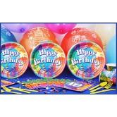 8 Kişilik 40 Yaş Brilliant Birthday Mini Set
