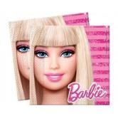 Barbie Fabuluous Peçete