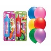 Doğum Günü İçin Balon Ve Pompa Seti