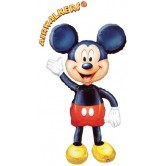 Mickey (Miki) Air Walker Folyo Balon