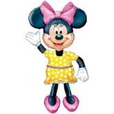 Minnie (Mini Fare) Air Walker Folyo Balon