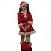 Noel Baba Çocuk Kostümü