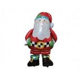 Paket Taşıyan Noel Baba Air Walker Folyo Balon