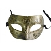 Siyah Gold Karışık Maske